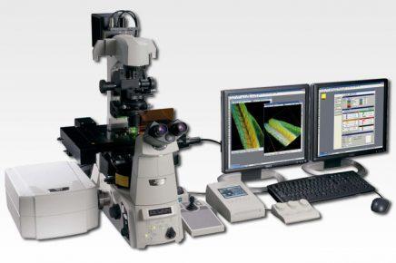 Photo of Nikon confocal microsope